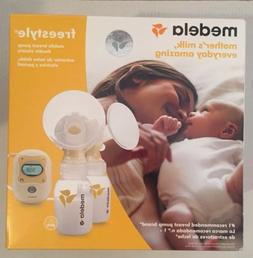 Medela Freestyle Mobile Double Electric Breast Pump w/ Acces
