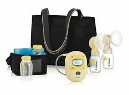 Medela Freestyle Mobile Double Electric Breast Pump w/ Digit