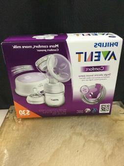 Genuine Philips AVENT Single Electric Comfort Breast Pump Br