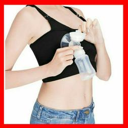 GL Electric Double Breast Pump USB BPA Free Breast Pumps Bab