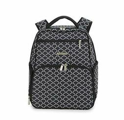 Bananafish Grace Electric Breast Pump Backpack - Black/White