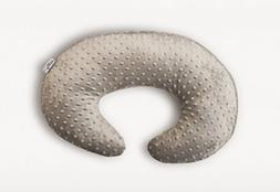 Nursing Pillow Gray Breastfeeding Maternity Twin Support Pil