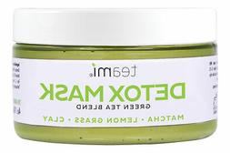 GREEN TEA DETOX FACE MASK Teami Mud Mask+Free Gift on purcha