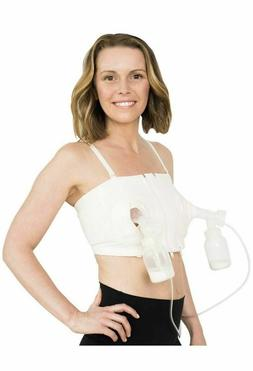 Hands Free Breast Pump Bra XS to L Adjustable Sizing New Pin