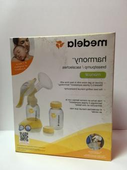 harmony breast pump with 24mm breastshield