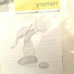 Medela Harmony Manual Breast Pump, New in Original Package,