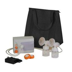 HYGEIA 1 EA Q Breast Pump with Basic Tote, PAS Personal Acce