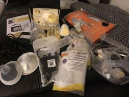 Medela In Style Advanced Double Electric Breast Pump NEVER U