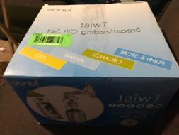 Kiinde Infant Twist Breastfeeding Gift Set Pump & Store/Orga