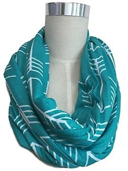 Infinity Nursing Scarf For Breastfeeding Covers Baby Also Br