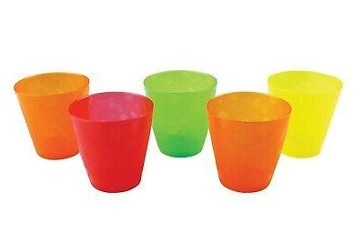 011682 colourful cups pack of 5 best