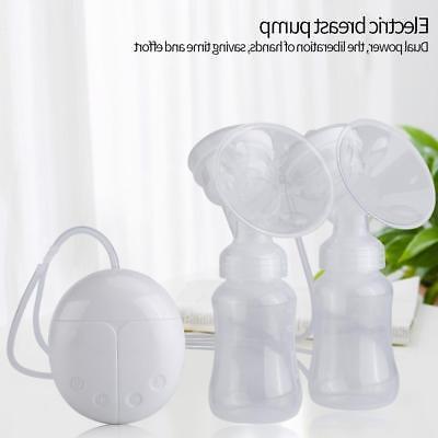 150ML Electric USB Breast Pump Womens Milk Extractor Sucker Baby Feed US