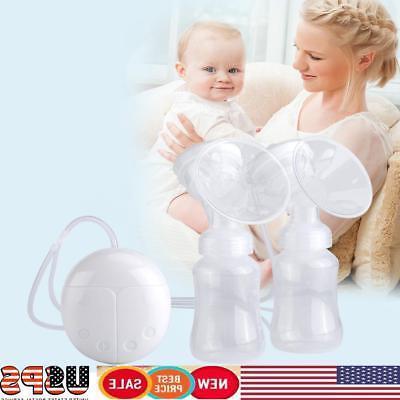 150ml electric comfort usb breast pump womens