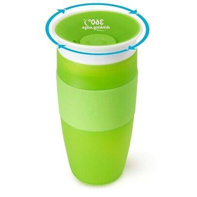 414 ml sippy green miracle 360 degree