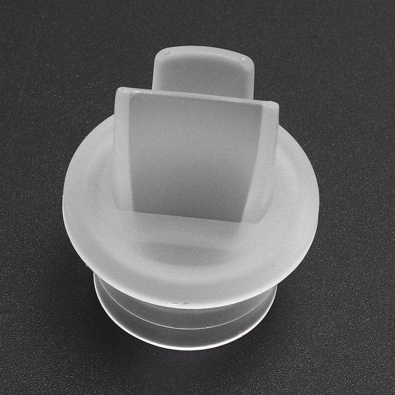 5pcs manual <font><b>pump</b></font> accessories silicone duckbill valve <font><b>universal</b></font> valve