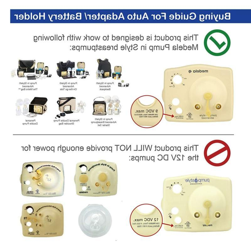 Maymom Charger Medela in Pump; FCC
