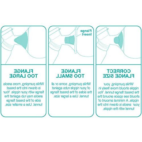 Evenflo Feeding Parts Breastfeeding Kit Hospital Strength Breast Pump