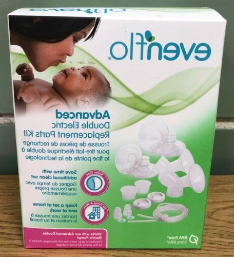 Evenflo Feeding Replacement Parts Breastfeeding Kit for Hosp