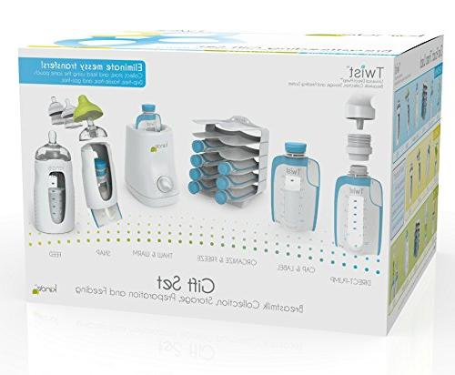 Kiinde Milk Storage Twist Gift Set