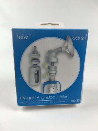 Kiinde Twist Adapters