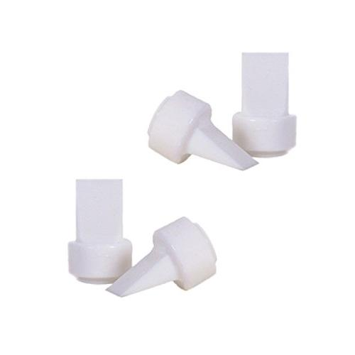Maymom Pump Valves for Philips AVENT ISIS Breast Pumps; Duck