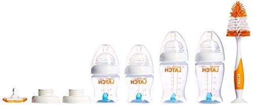 Munchkin Baby Bottles, Set, BPA Free