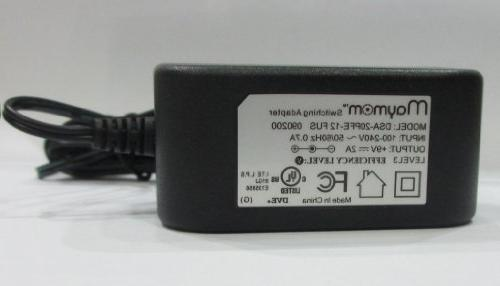 Maymom 9V AC adapter for Medela Pump In Style Advanced, Trav