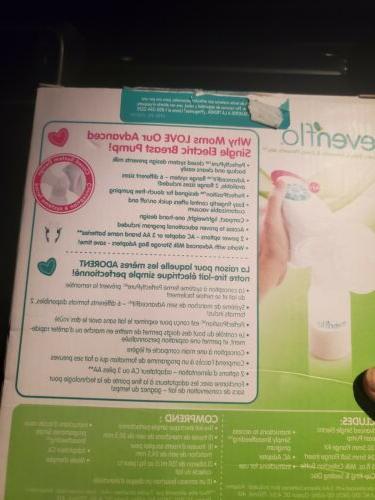 Evenflo Advanced Single Electric Breast