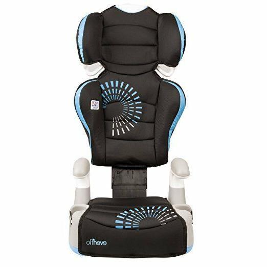 Evenflo Amp High Back Booster Car Safety 1 FASTSHIP