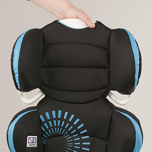 Evenflo Amp High Booster Car Seat, 1