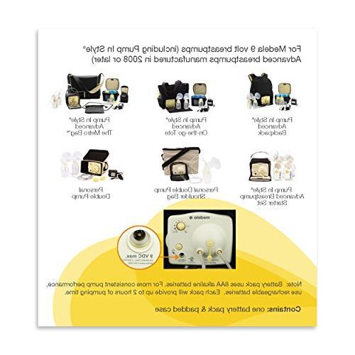Medela Battery Pack 9 Volt Pump Style
