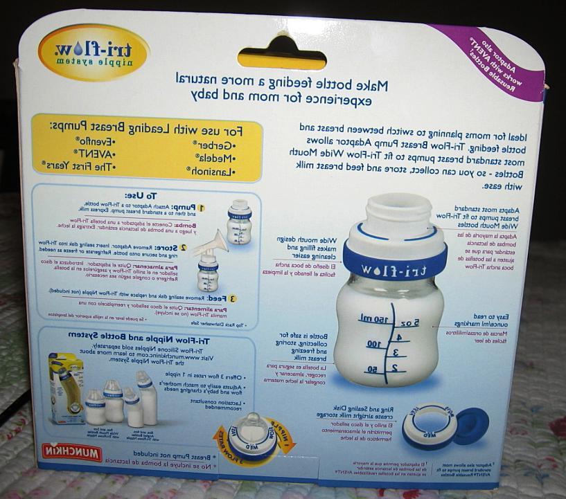 *BNIB* Munchkin System Breast Kit