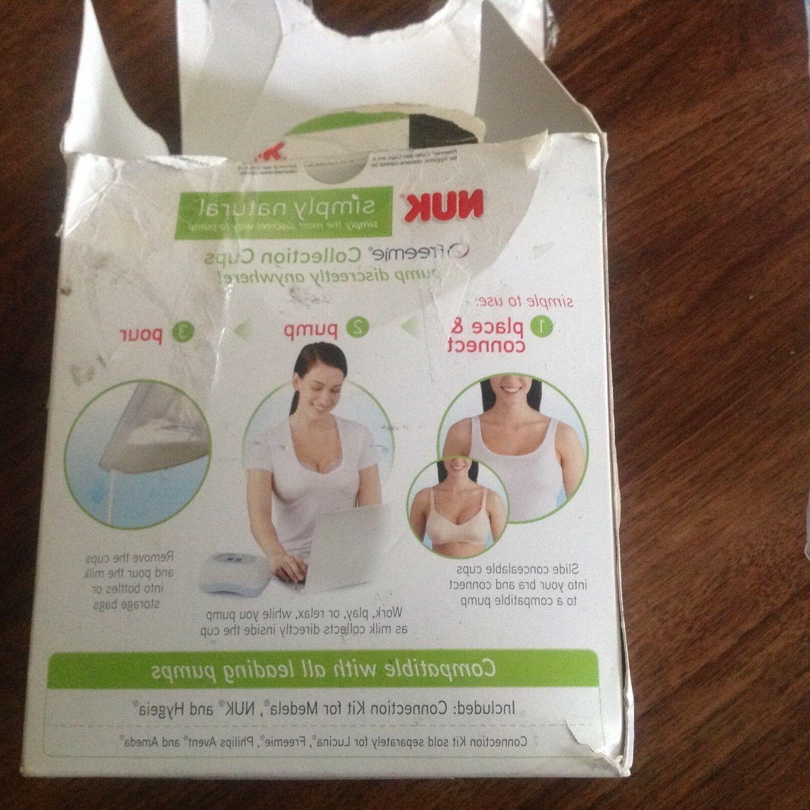 Baby Pumping Collection Cups