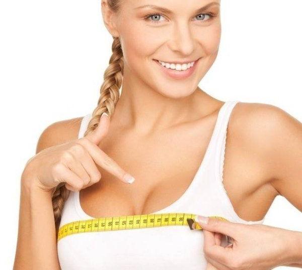 Breast pump kit - BREAST ENHANCING 4OZ - organic oil 2