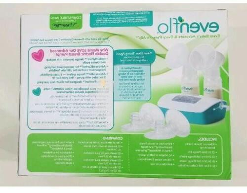 Evenflo Breast Double Electric