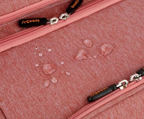 Waterproof Baby Milk Bottle Breast Pump Bag Backpack Cooler