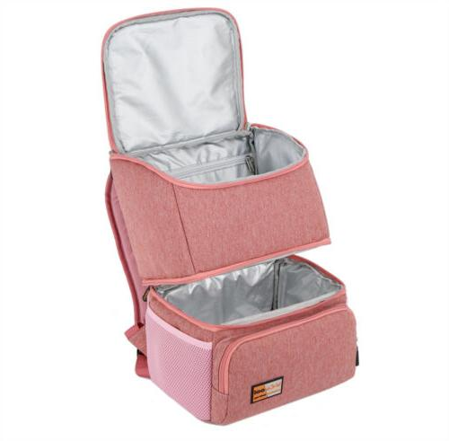 Waterproof Bottle Breast Backpack