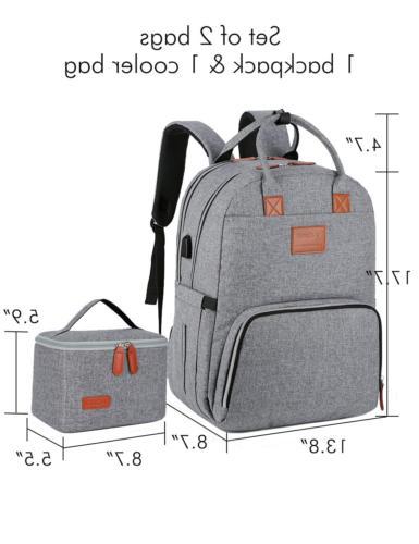 Breast Waterproof Backpack Large Capacity