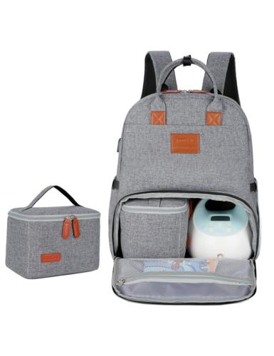 breast pump bag picnic waterproof backpack cooling