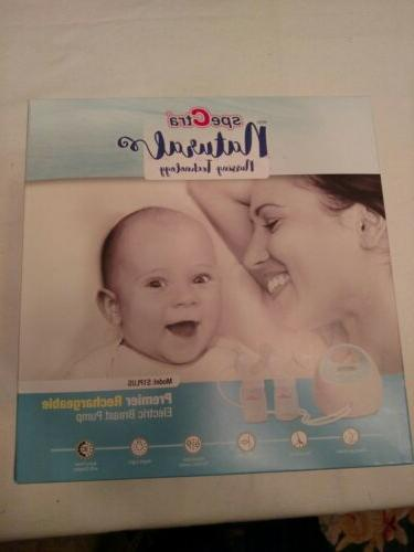 breast pump by s1 hospital grade rechargable