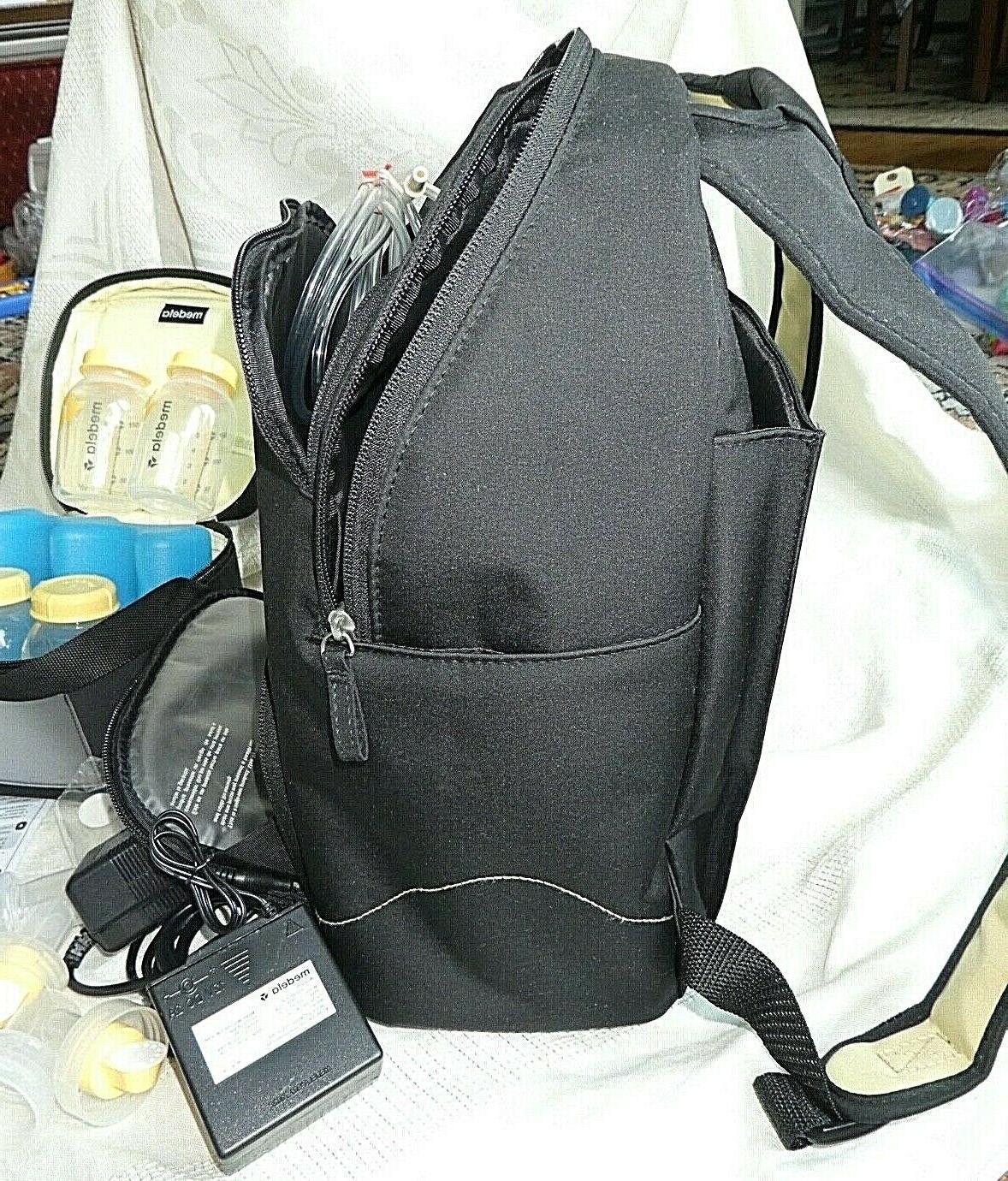 Medela Breast & Travel Kit in Backpack Unused