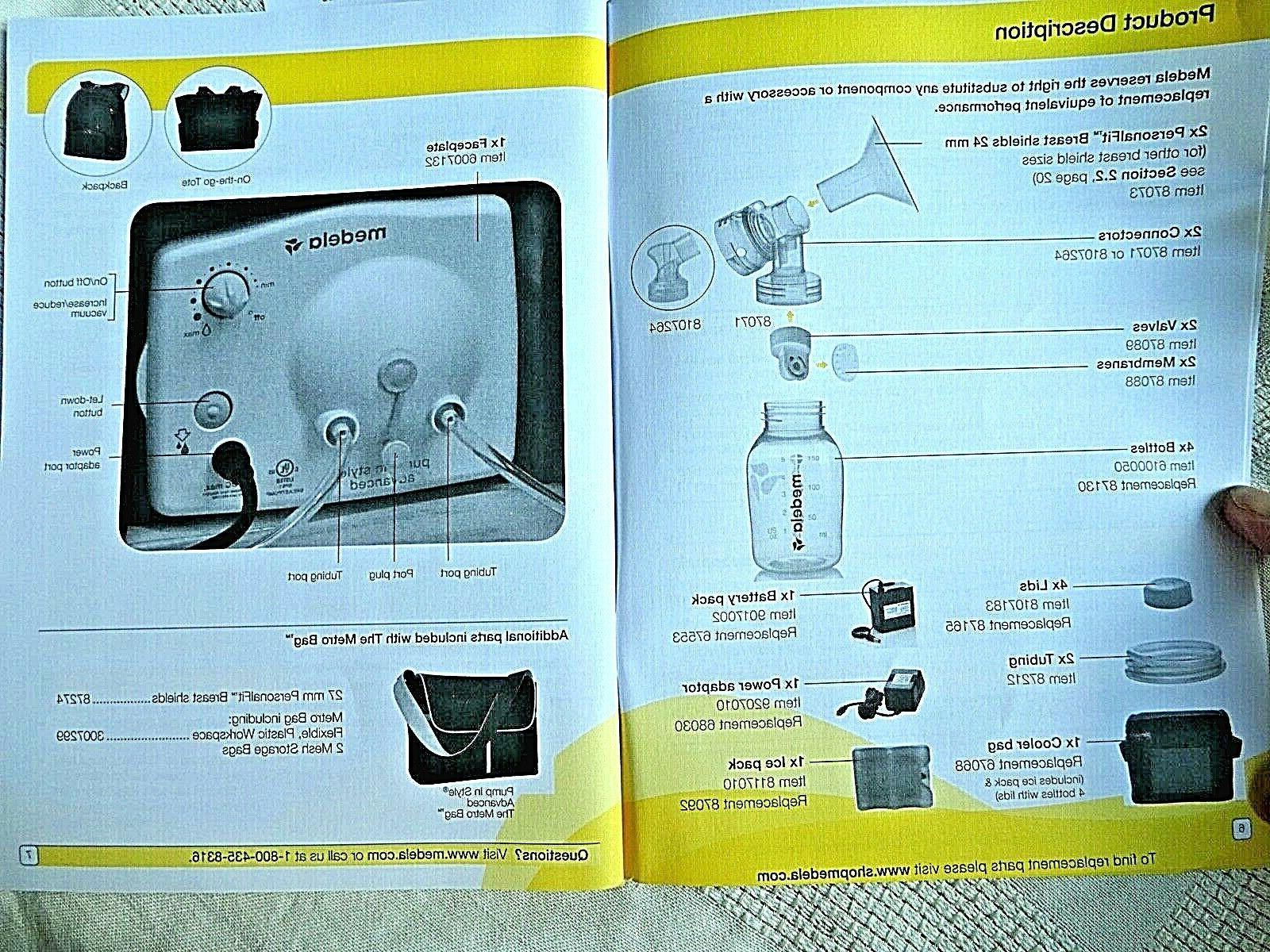 Medela Electric & in Unused