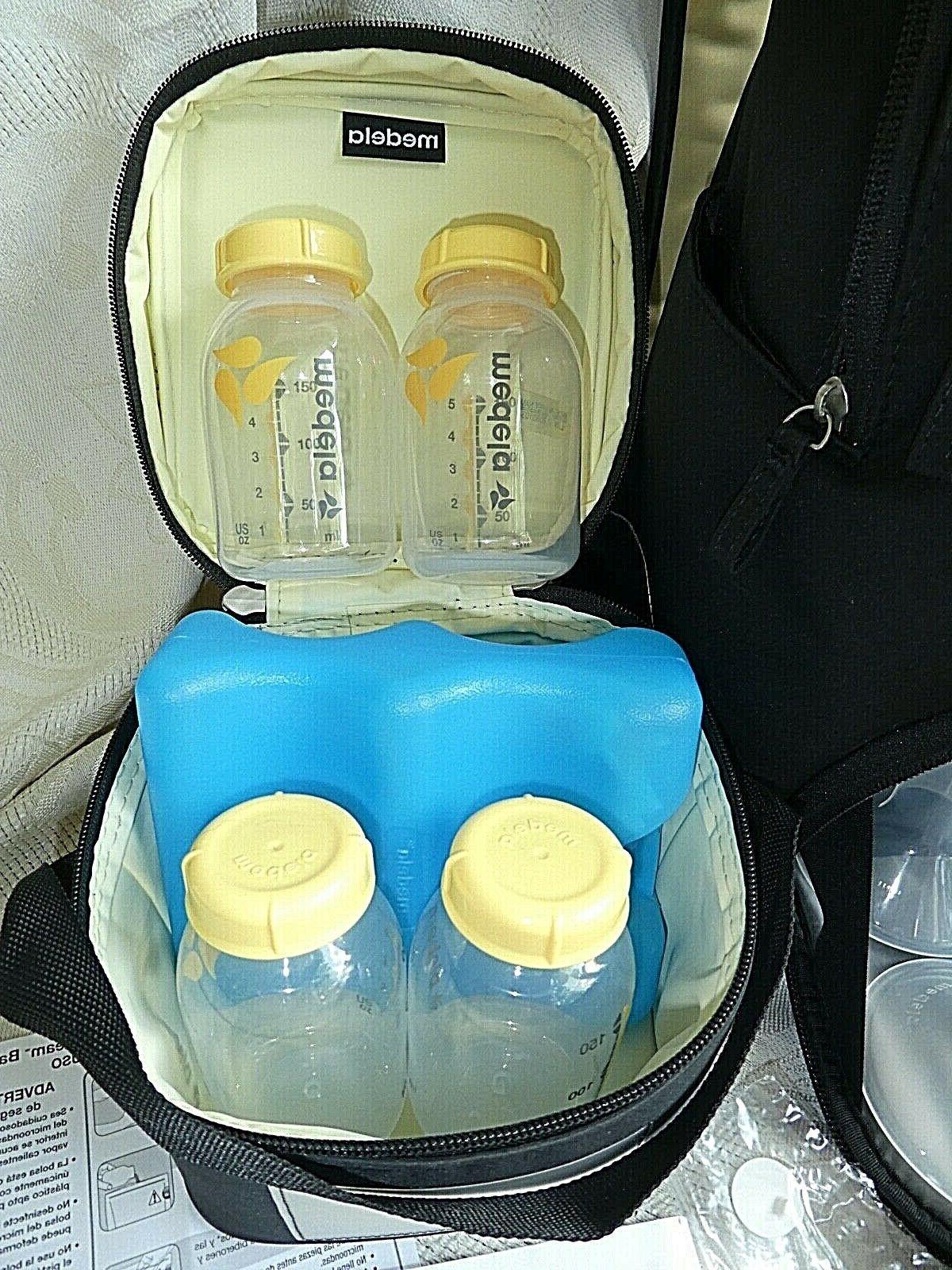 Medela Breast & Travel in Backpack Unused