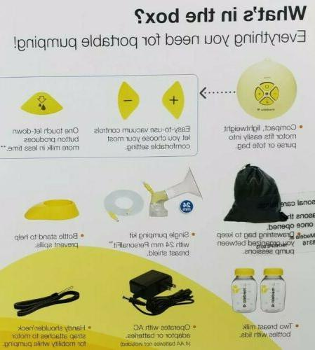 Breast Pump Kit Medela Single - Sealed