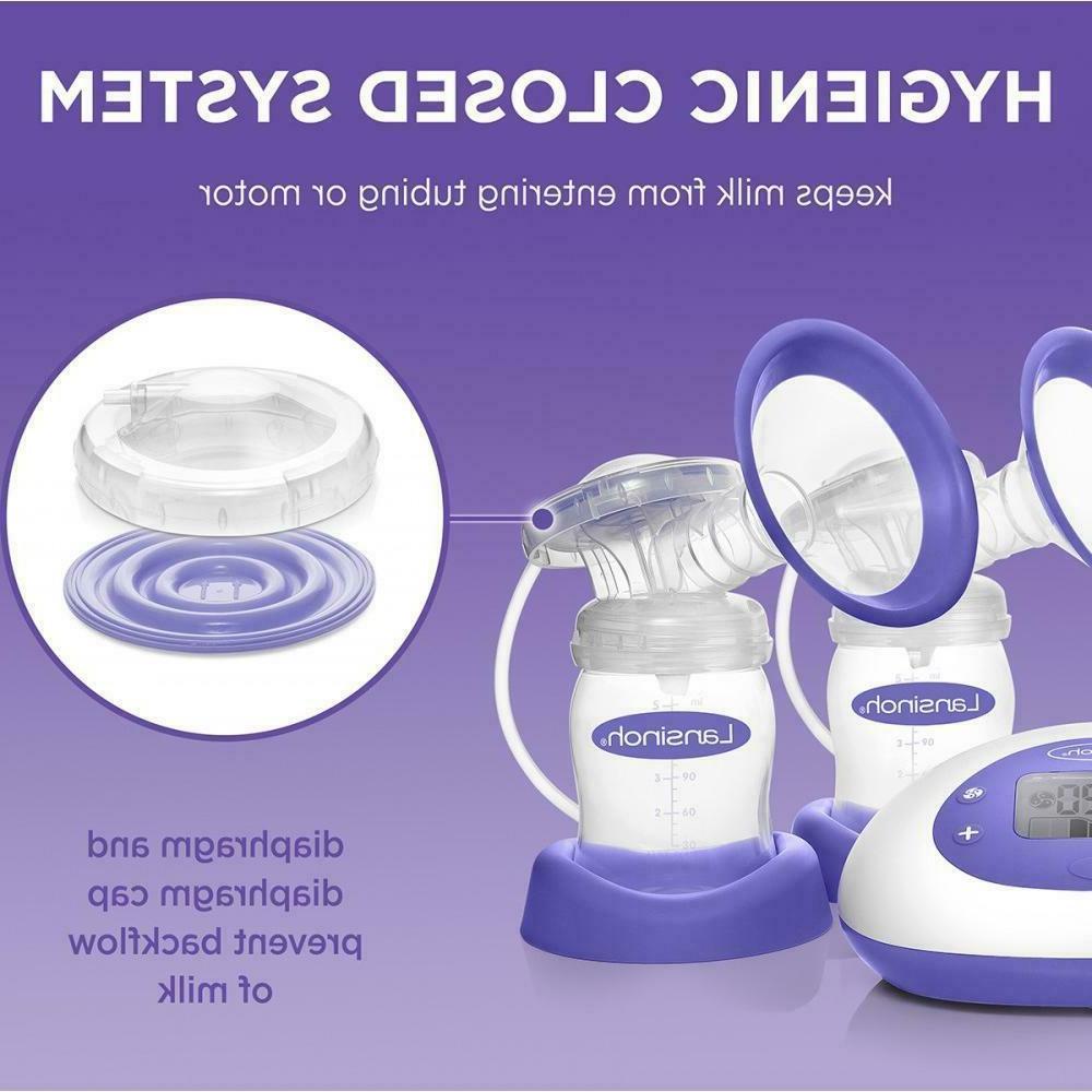 Breast Pump Mom Milk Extractor Nursing Electric
