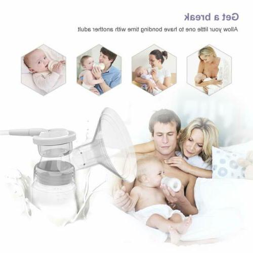 Breast Electric Breast Pumps Rechargeable, Hospital-Grade