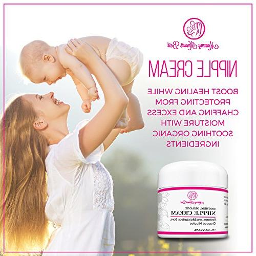 Breastfeeding - Includes Bamboo Nursing Pads, Manual Milk Storage