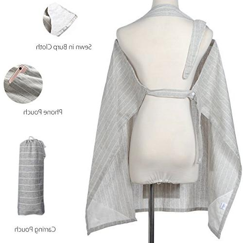 Breathable Canopy Apron in