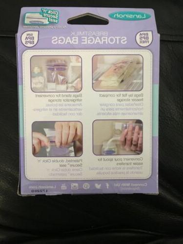 Lansinoh Breastmilk 50 Bags BPS New