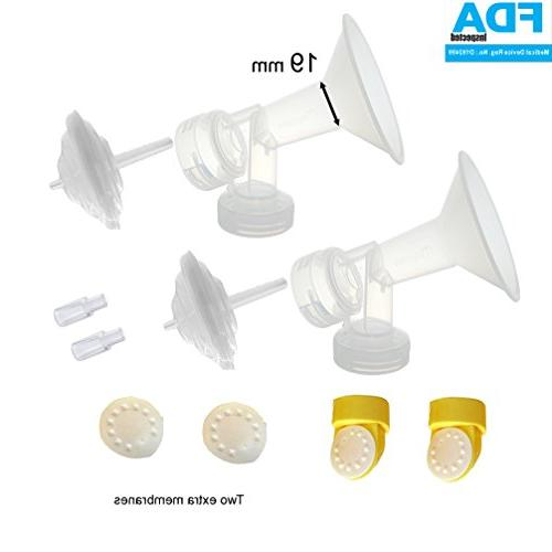 breastshields kit
